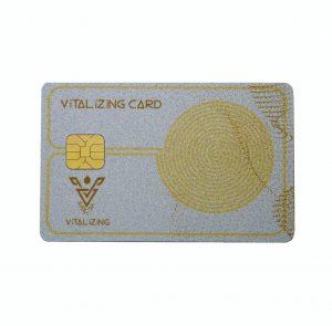 Vitalizing Card Part of the Bundle