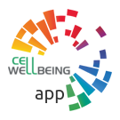 App Cell Well-Being Logo Icon